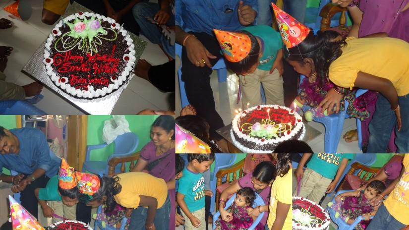 Happy Birthday Sruthi akka and Benjamin anna :)