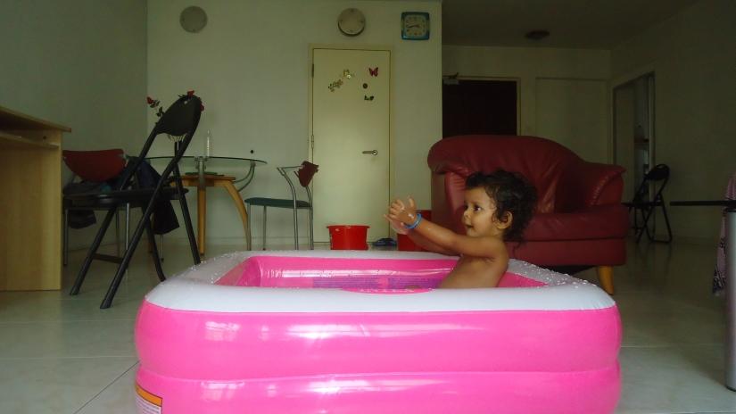my own pool ;)