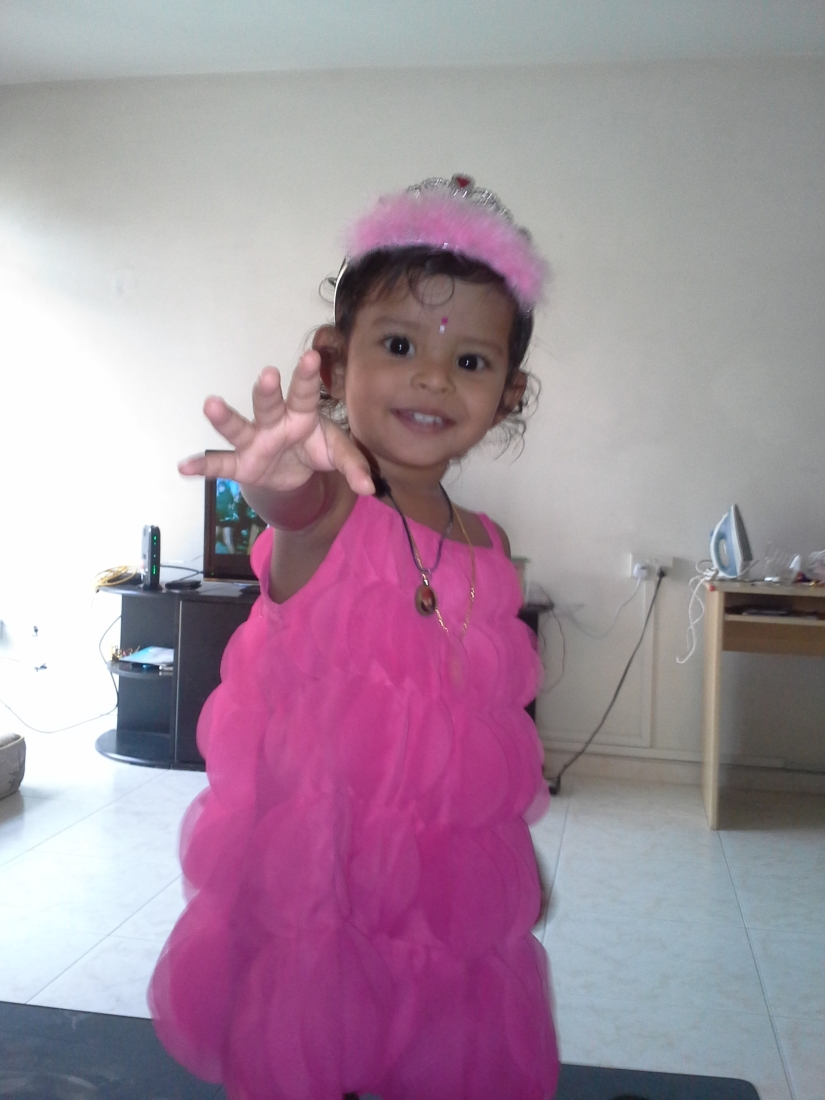 pink baby ;)