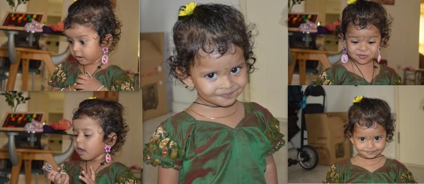 Nithya various expressions ;)