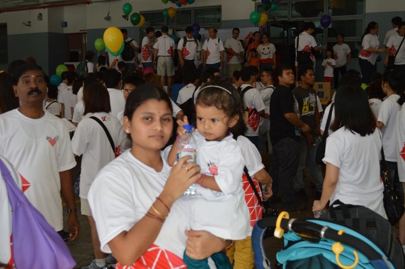 Nanna office Family Day