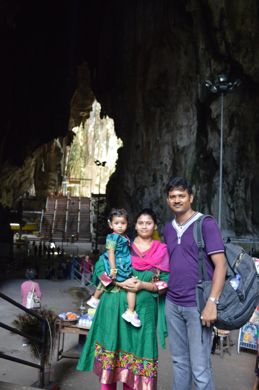 Battu Caves in Malaysia