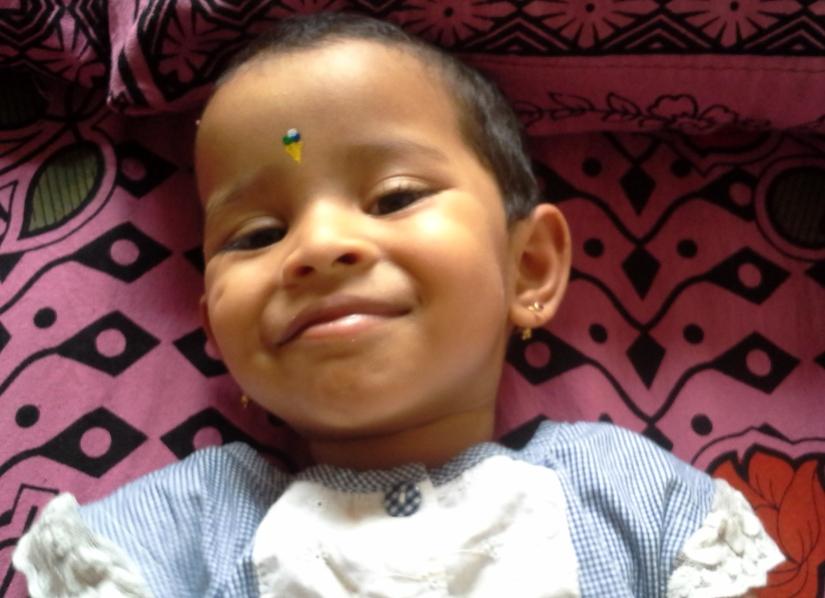 Icre-Cream bhindi ;) Nanna's creativity :)